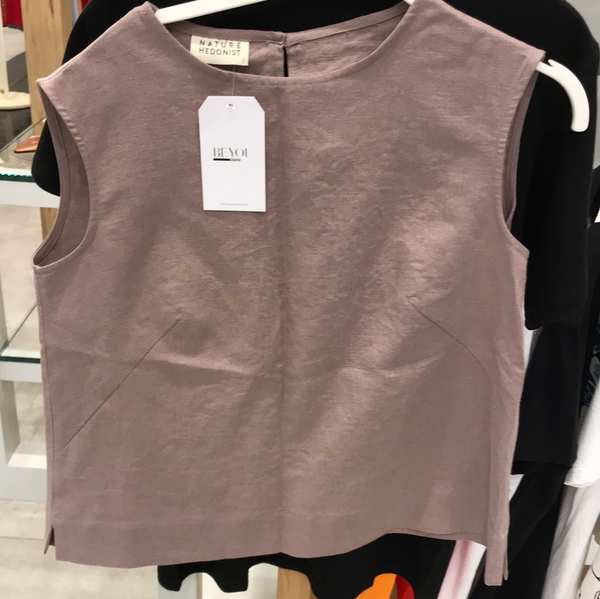 Nature H - Lily Top