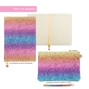ALL THAT GLITTER NOTEBOOK