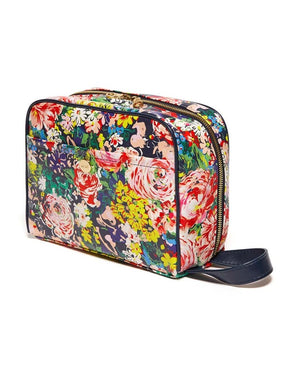GETAWAY TOILETRY BAG FLOWER SHOP