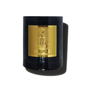 THE LUXURIATE - L'ATELIER BLAK GLASS CANDLE