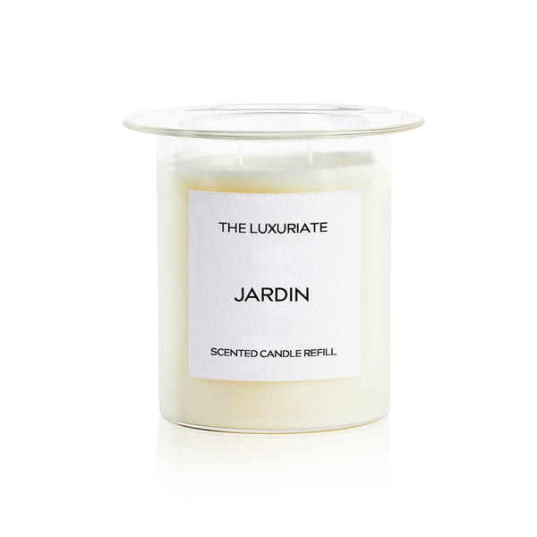 THE LUXURIATE - JARDIN CANDLE INSERT