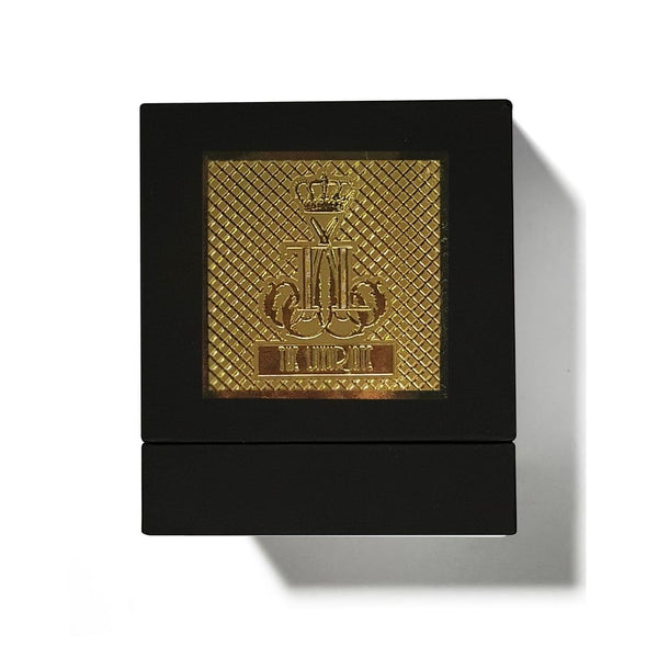 OUD NOIR BLACK LEATHER CANDLE
