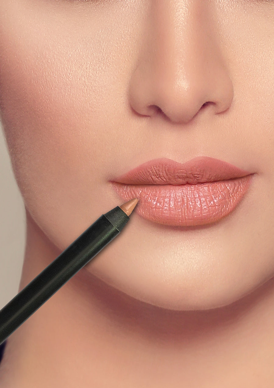 HOUSE OF RAWAN - WELL-DRESSED NUDE LIP LINER