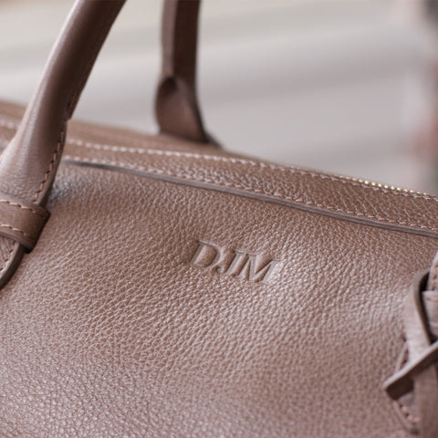 Lotuff Leather Monogram
