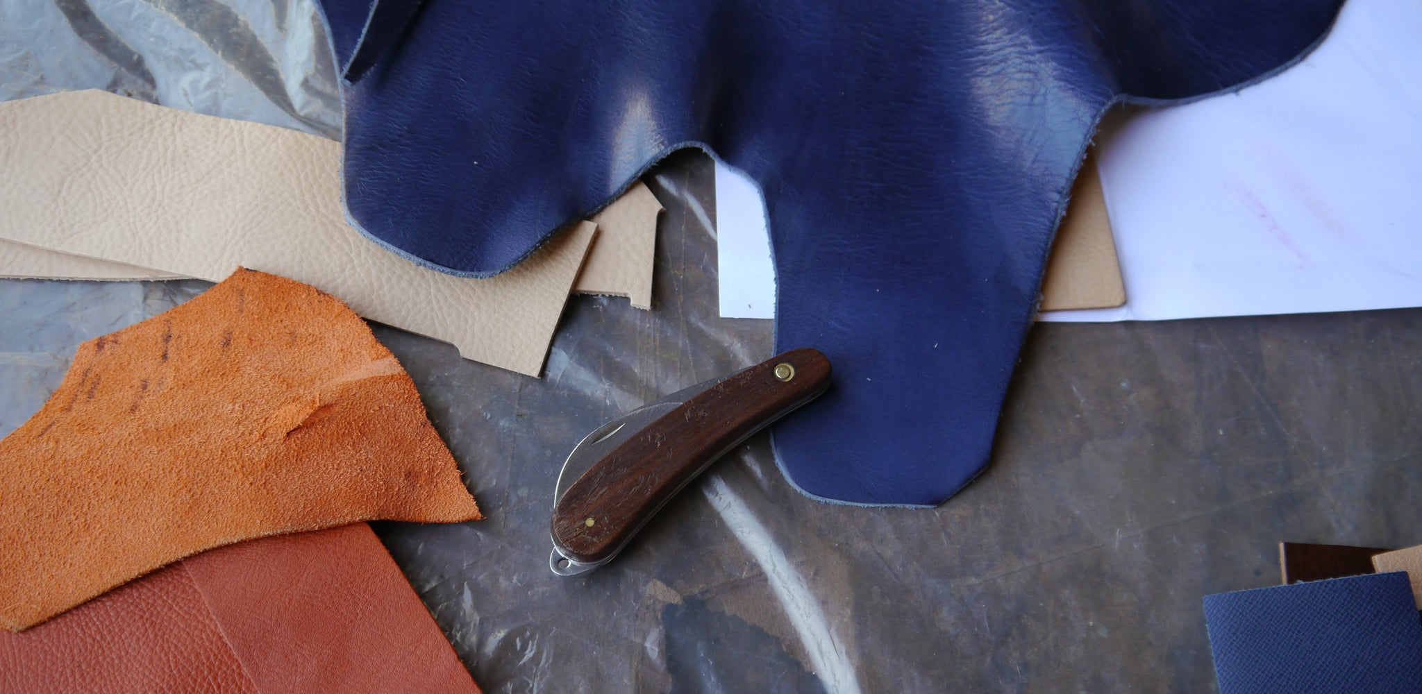 About Lotuff Vegetable-Tanned Leather