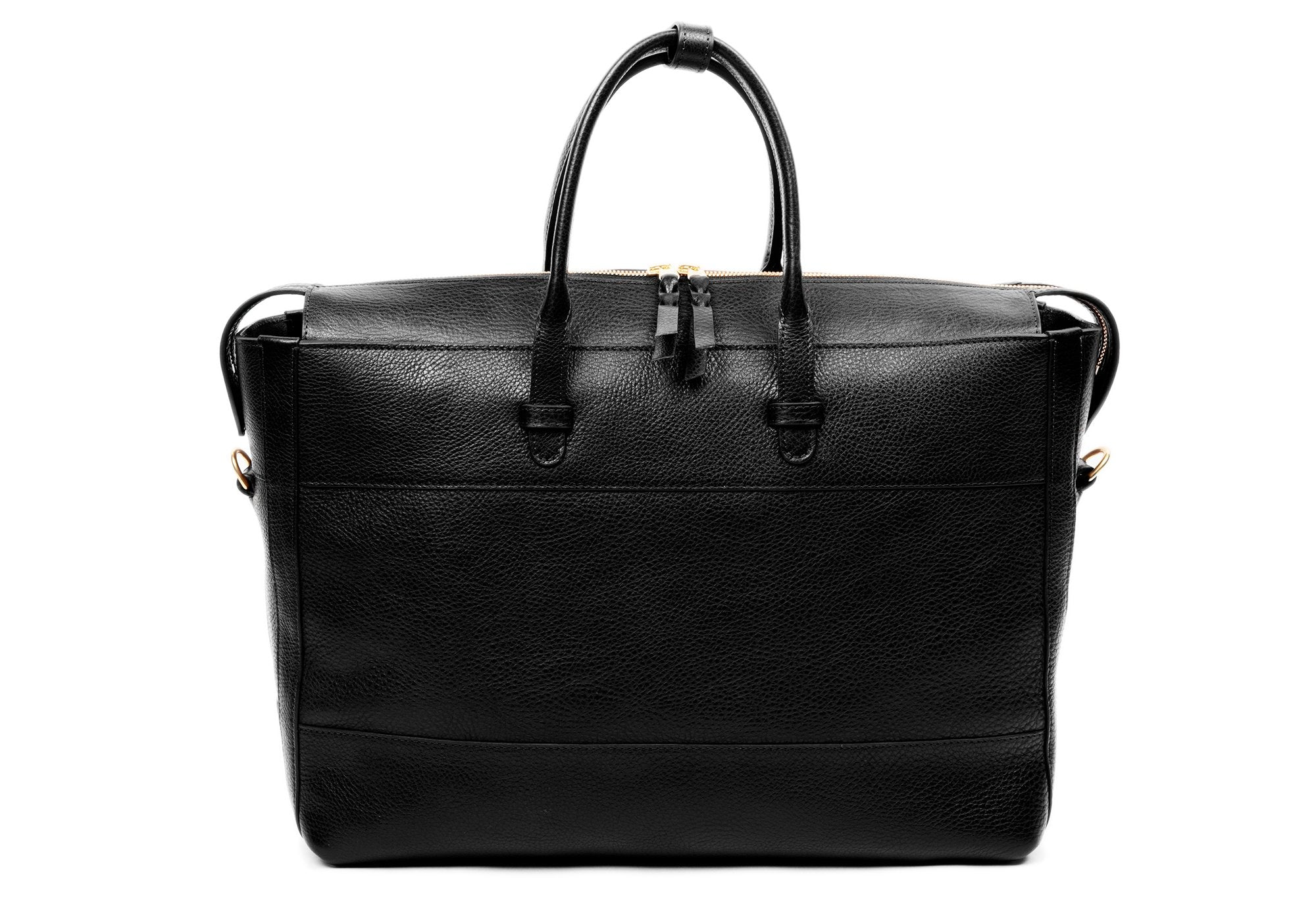 The 929 Briefcase Black