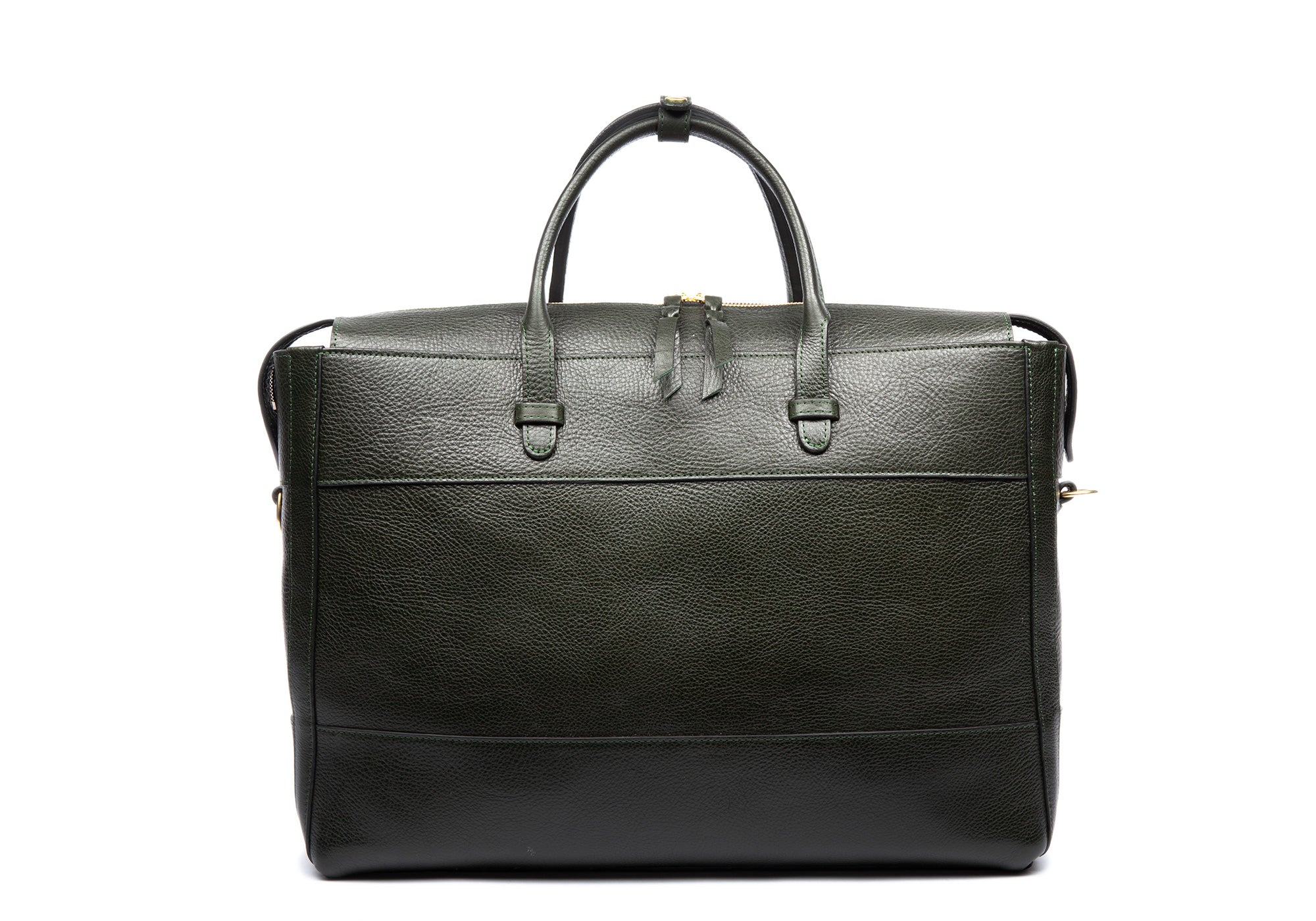 The 929 Briefcase Green