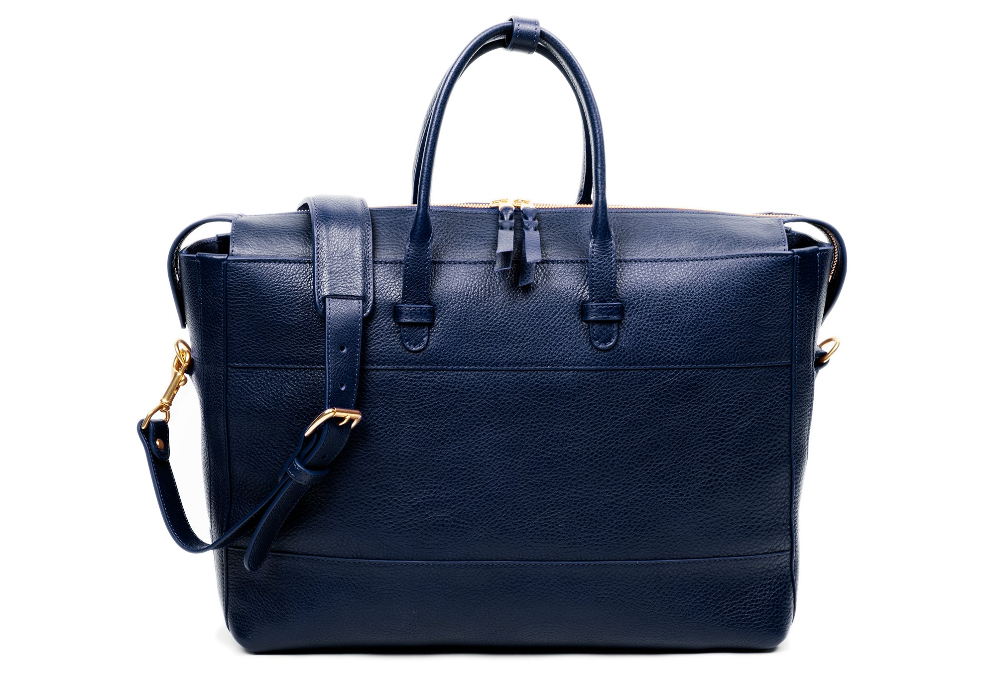 The 929 Briefcase Indigo