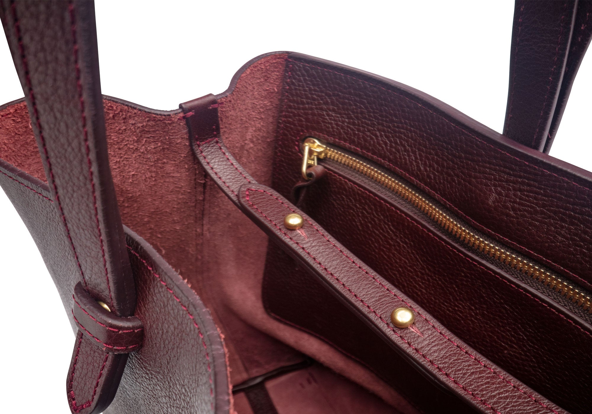 The Sling Backpack Cordovan