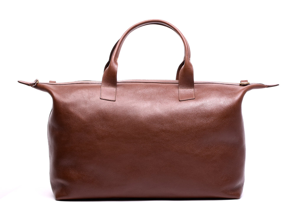 Leather Weekender Tote Leather Weekender Tote