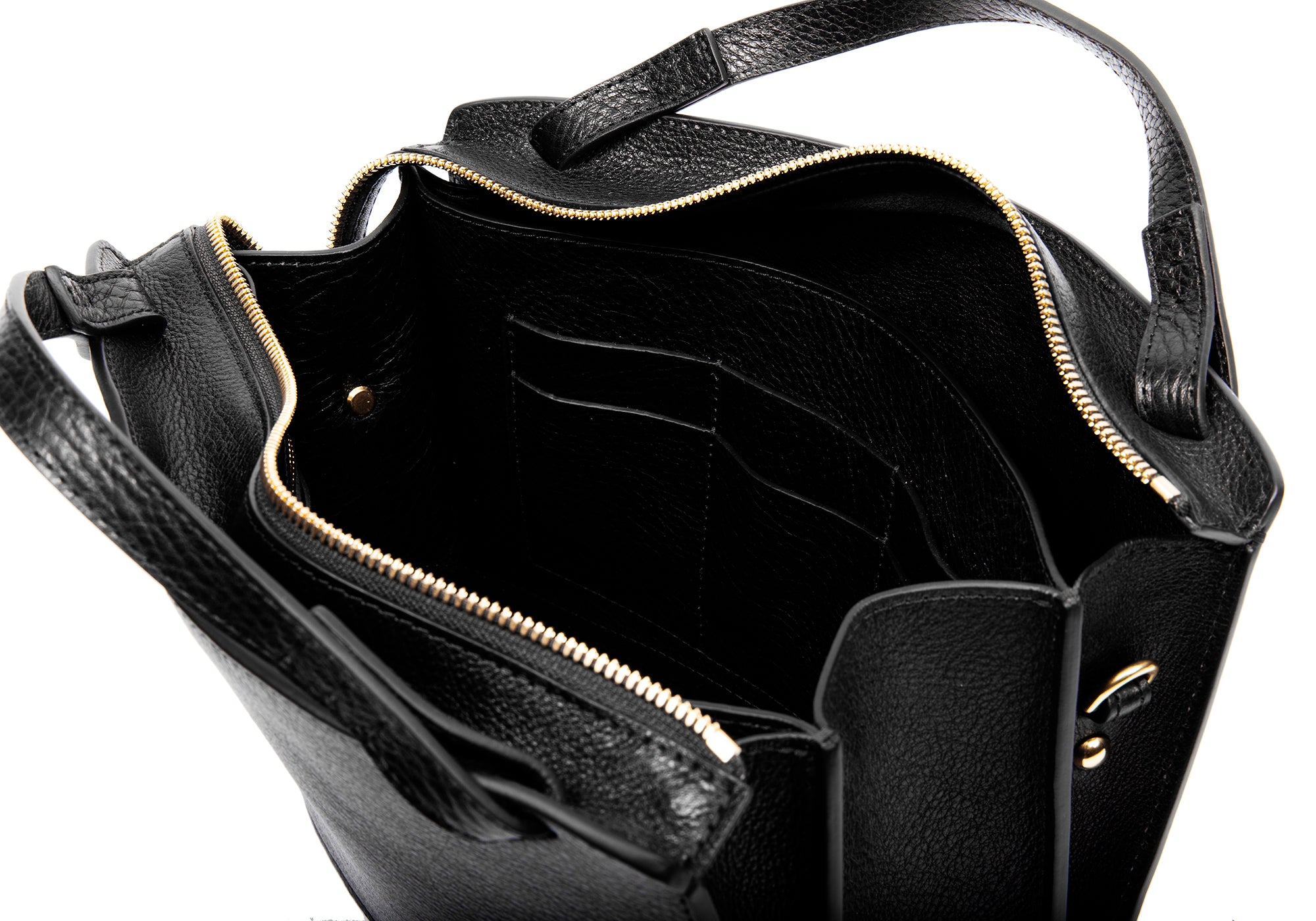 The Sol Handbag Black