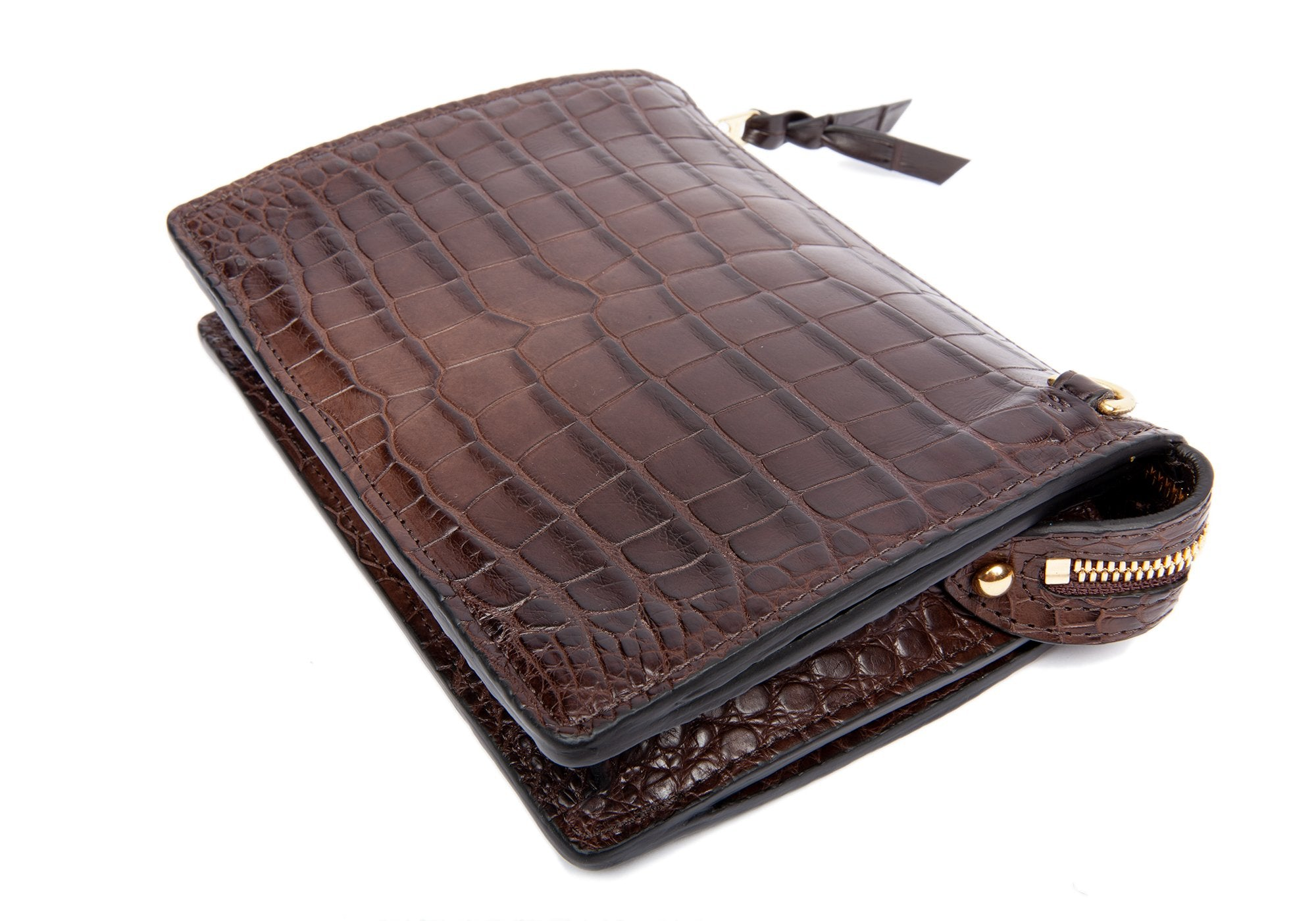 The American Alligator Tripp Chocolate Alligator