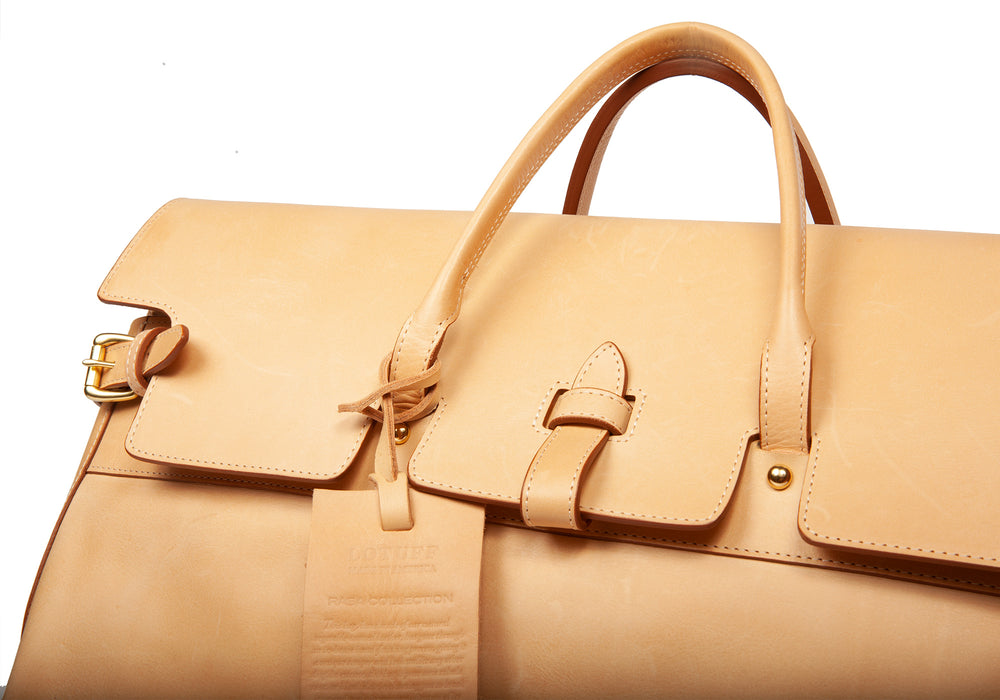 "Raw ""Rasa"" Day Satchel Raw-Rasa"
