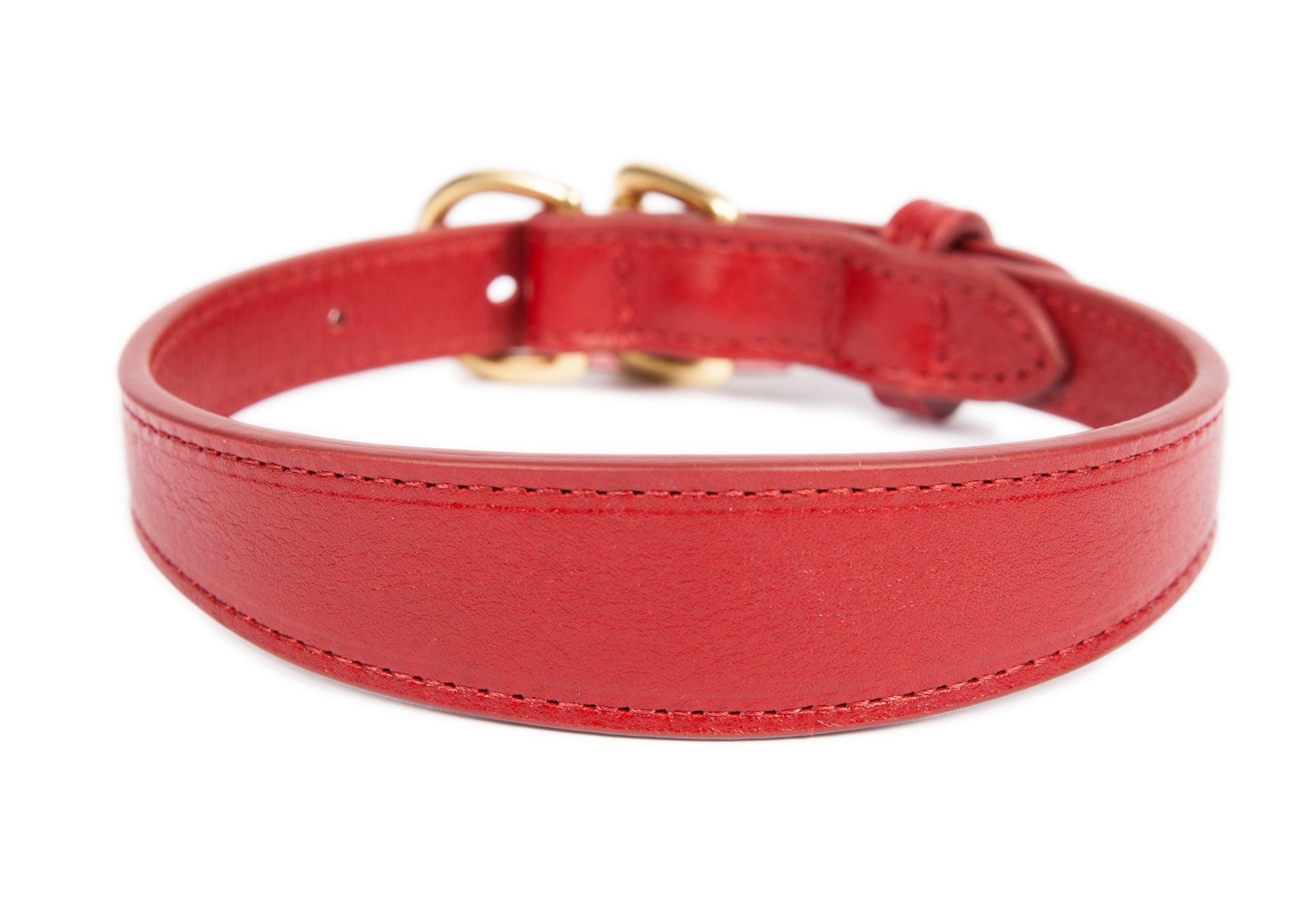 Large Leather Dog Collar Large Leather Dog Collar