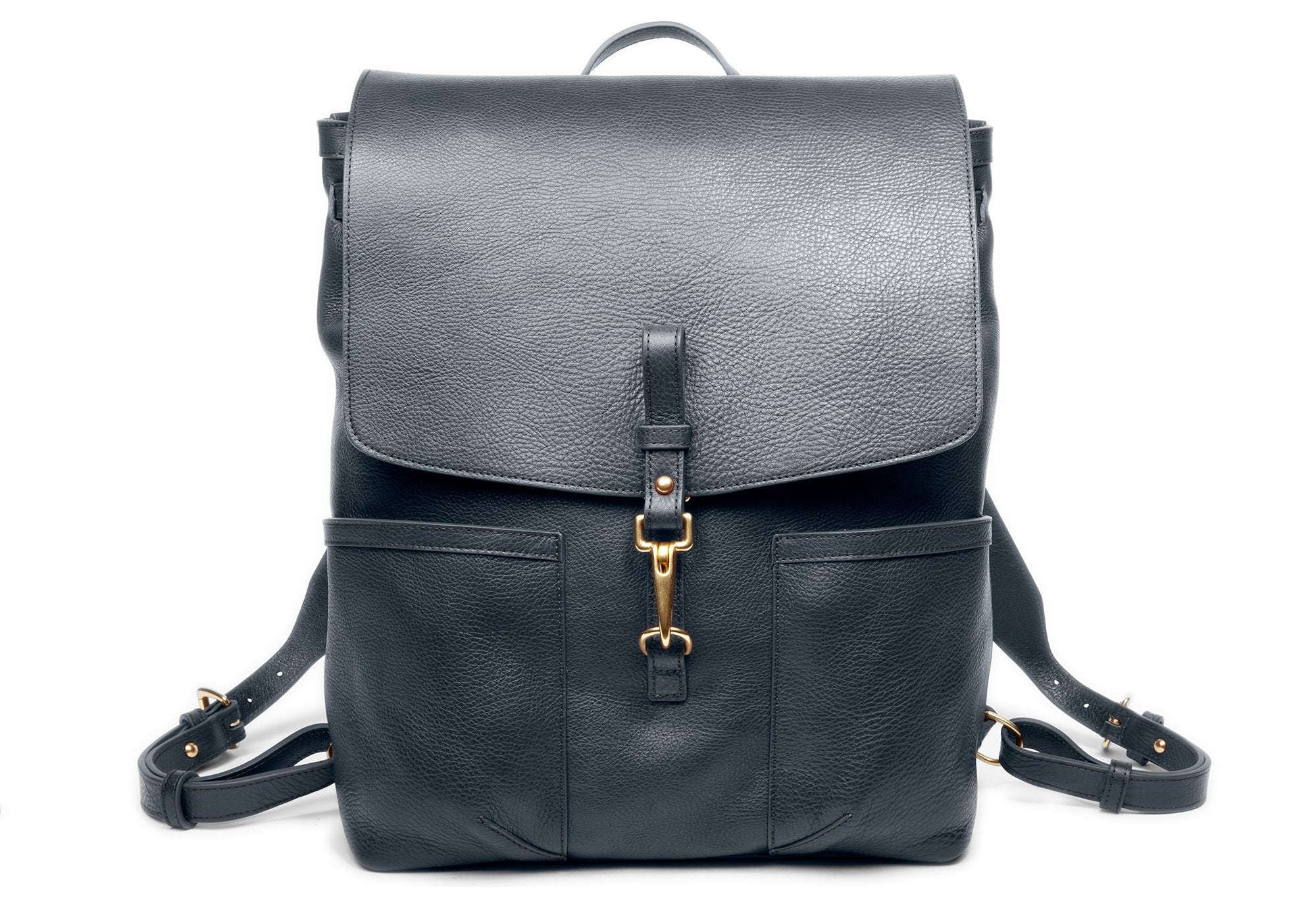 Leather Knapsack Elephant