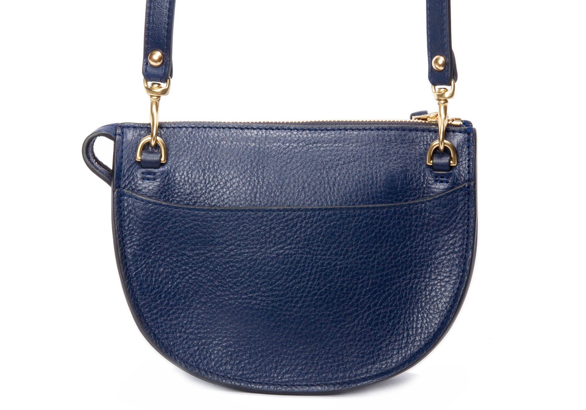 The Mini Luna Belt Bag Indigo-Electric Blue