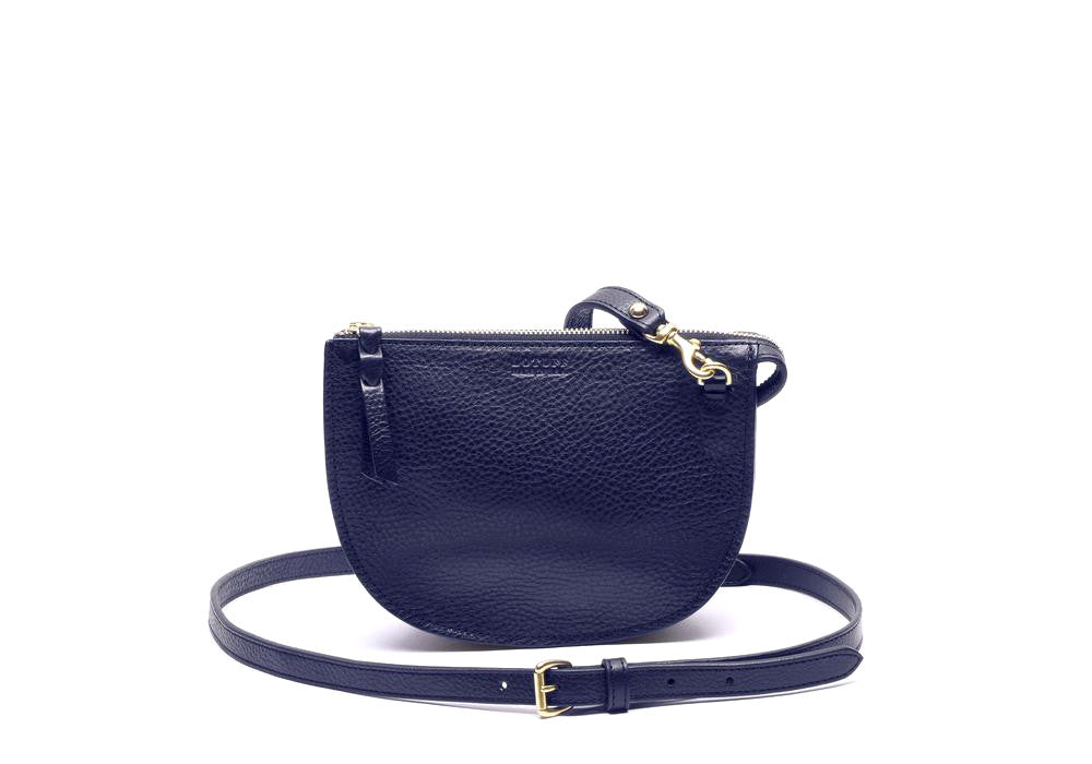The Mini Luna Indigo-Electric Blue