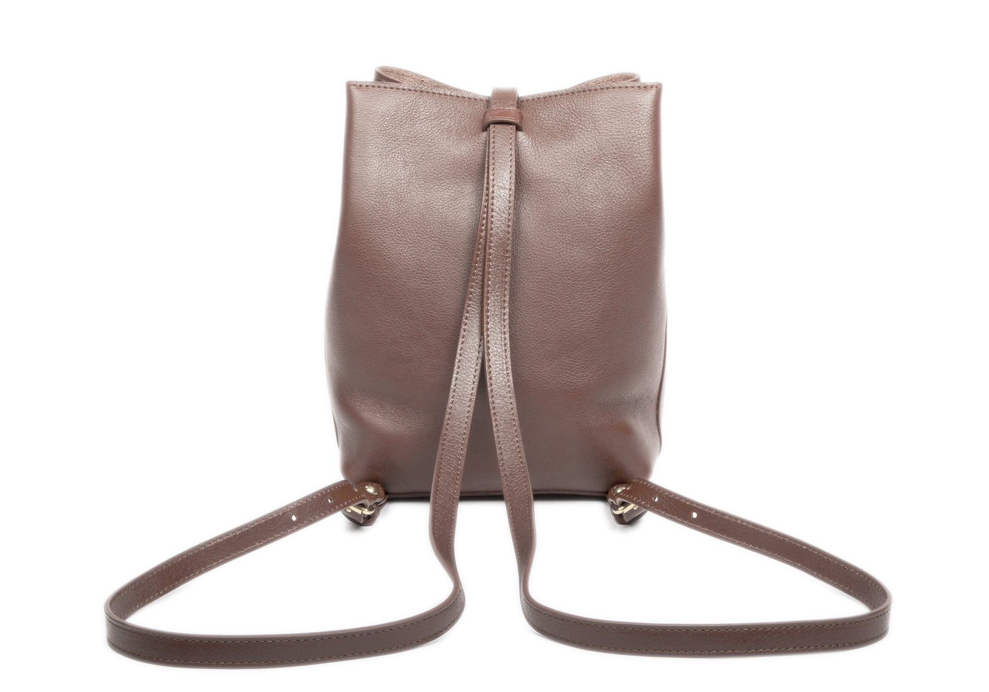 The Mini Sling Backpack Clay