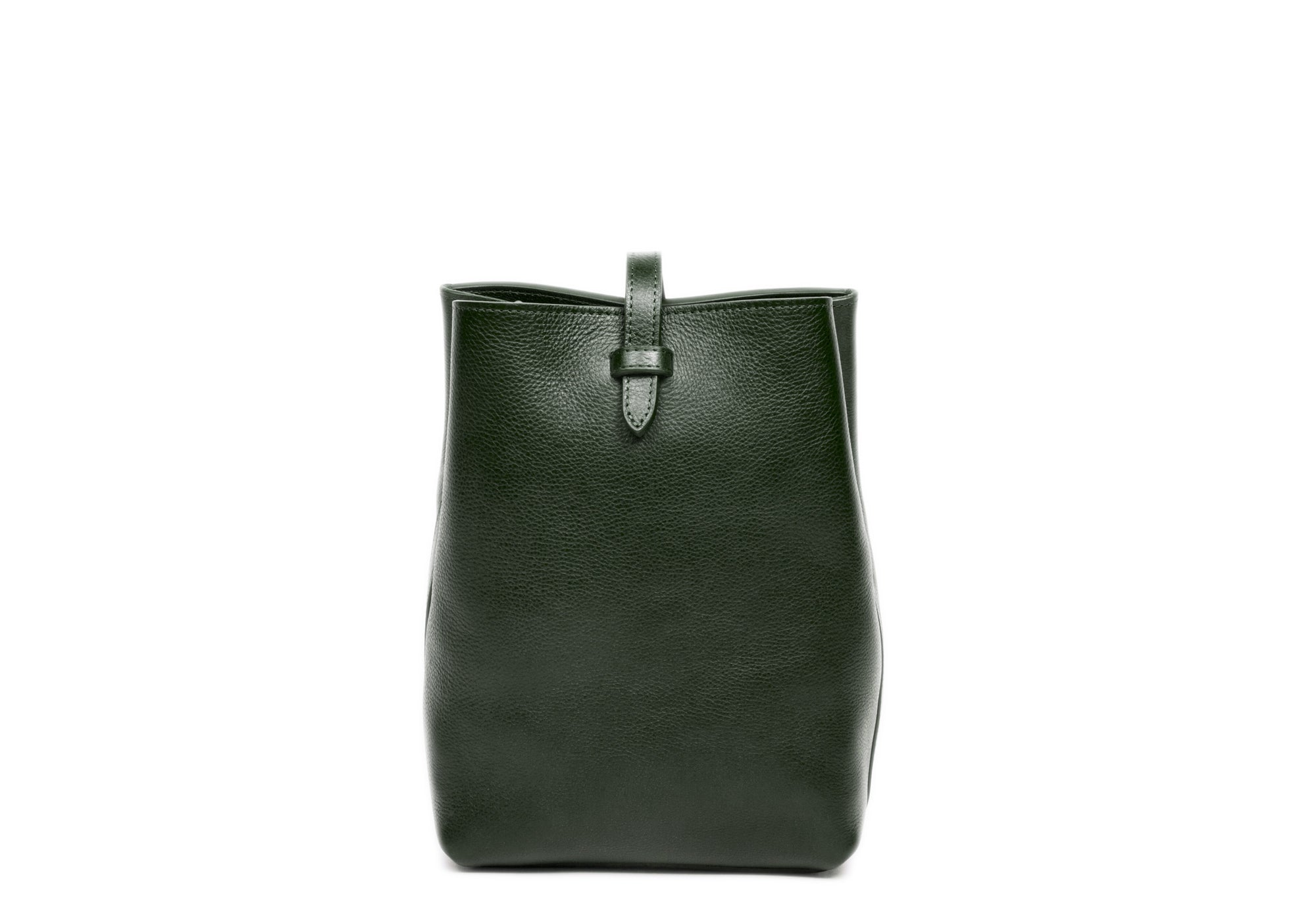 The Mini Sling Backpack Green