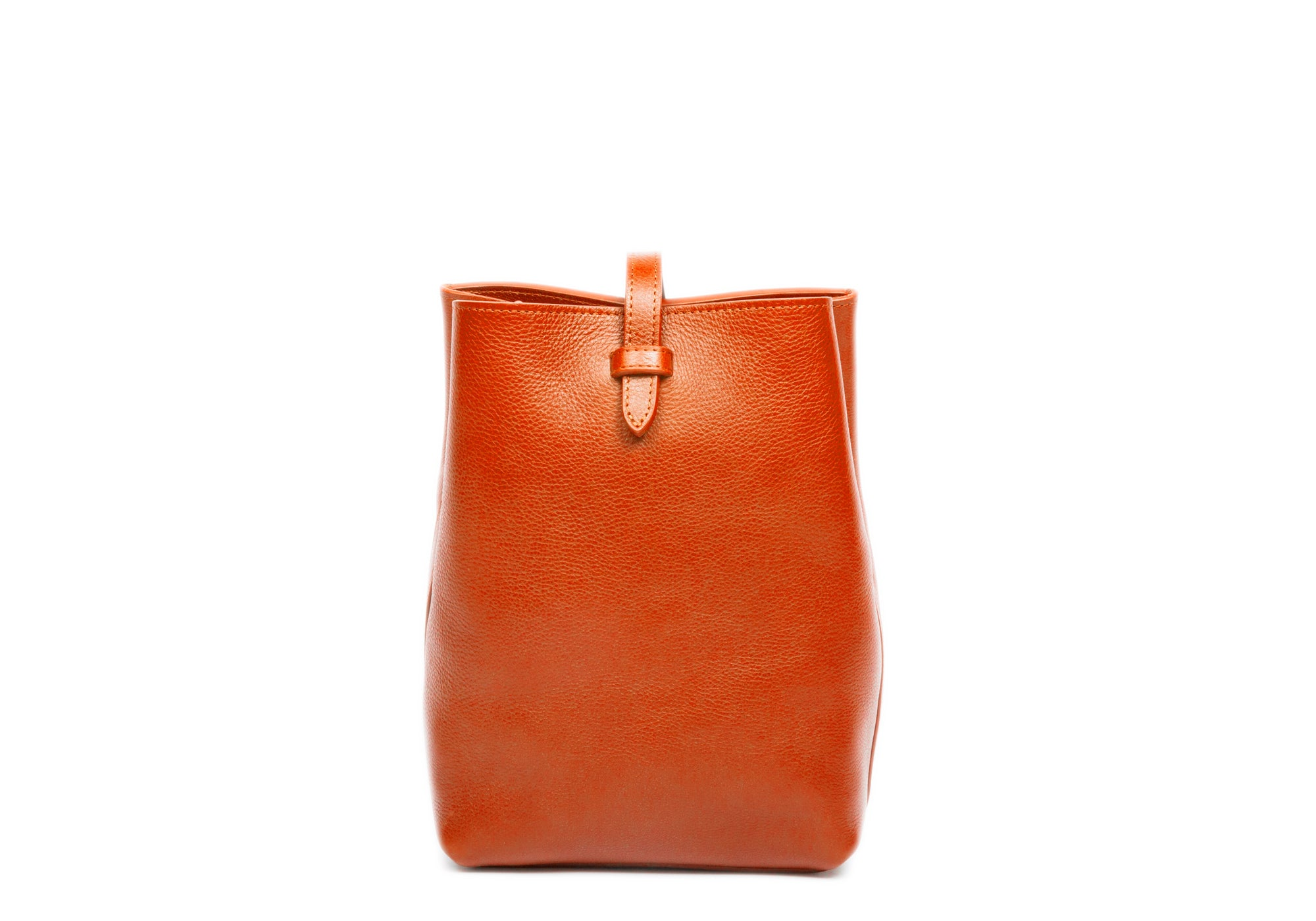 The Mini Sling Backpack Orange