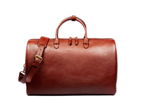 41c8af601a4383 Handmade Leather Duffle Bags & Travel Bags · Lotuff Leather