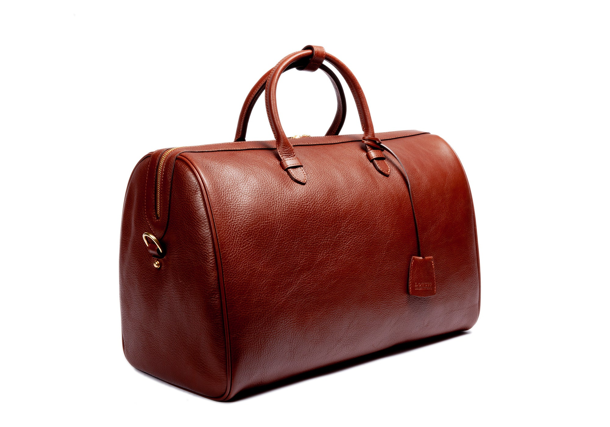 No. 10 Weekender Bag Chestnut
