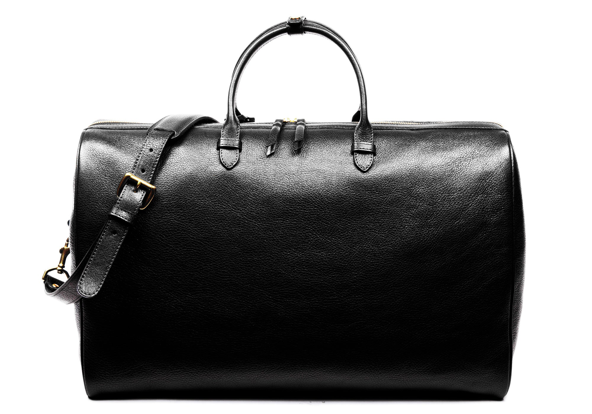 No. 12 Weekender Bag Black