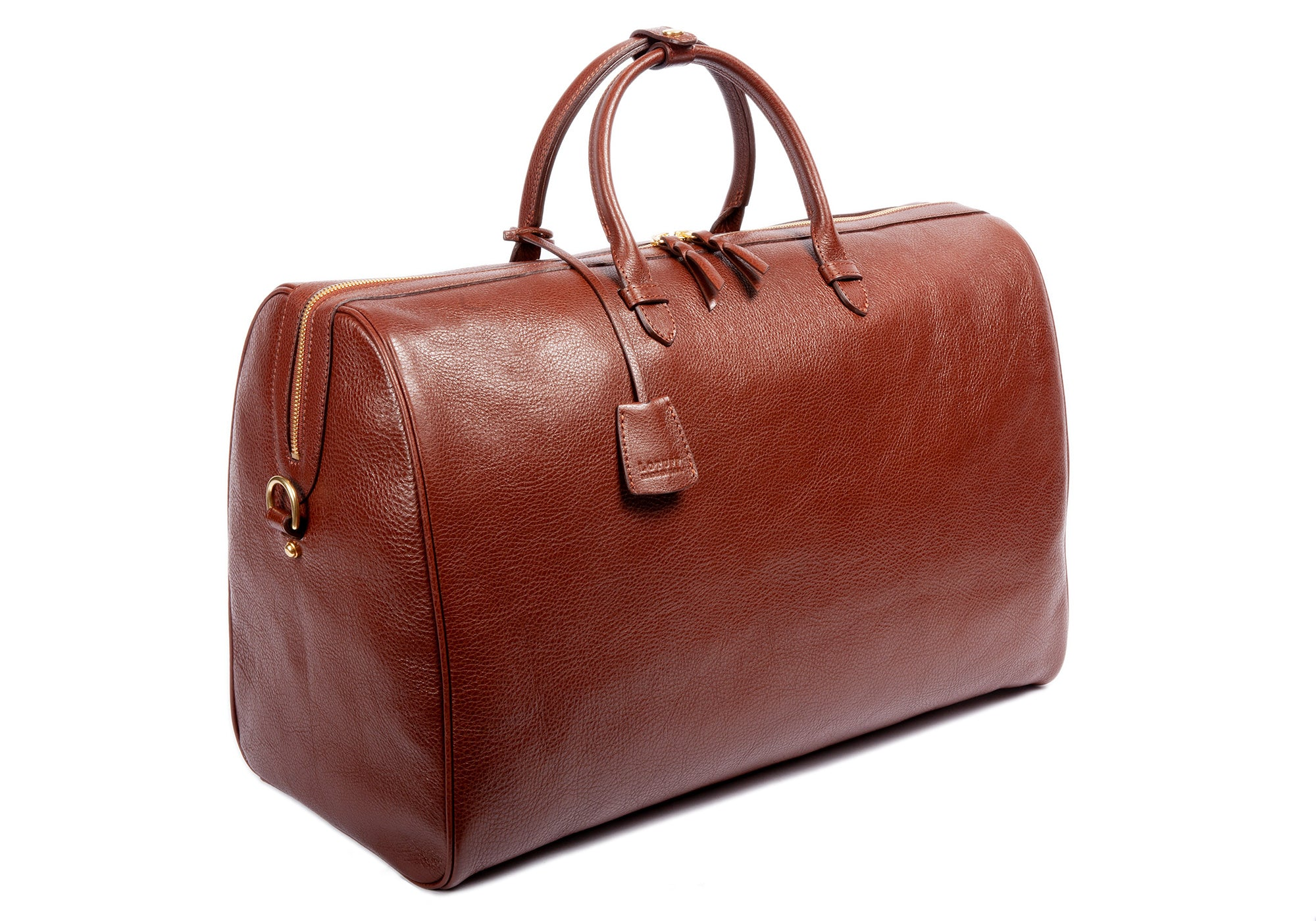 No. 12 Weekender Bag Chestnut