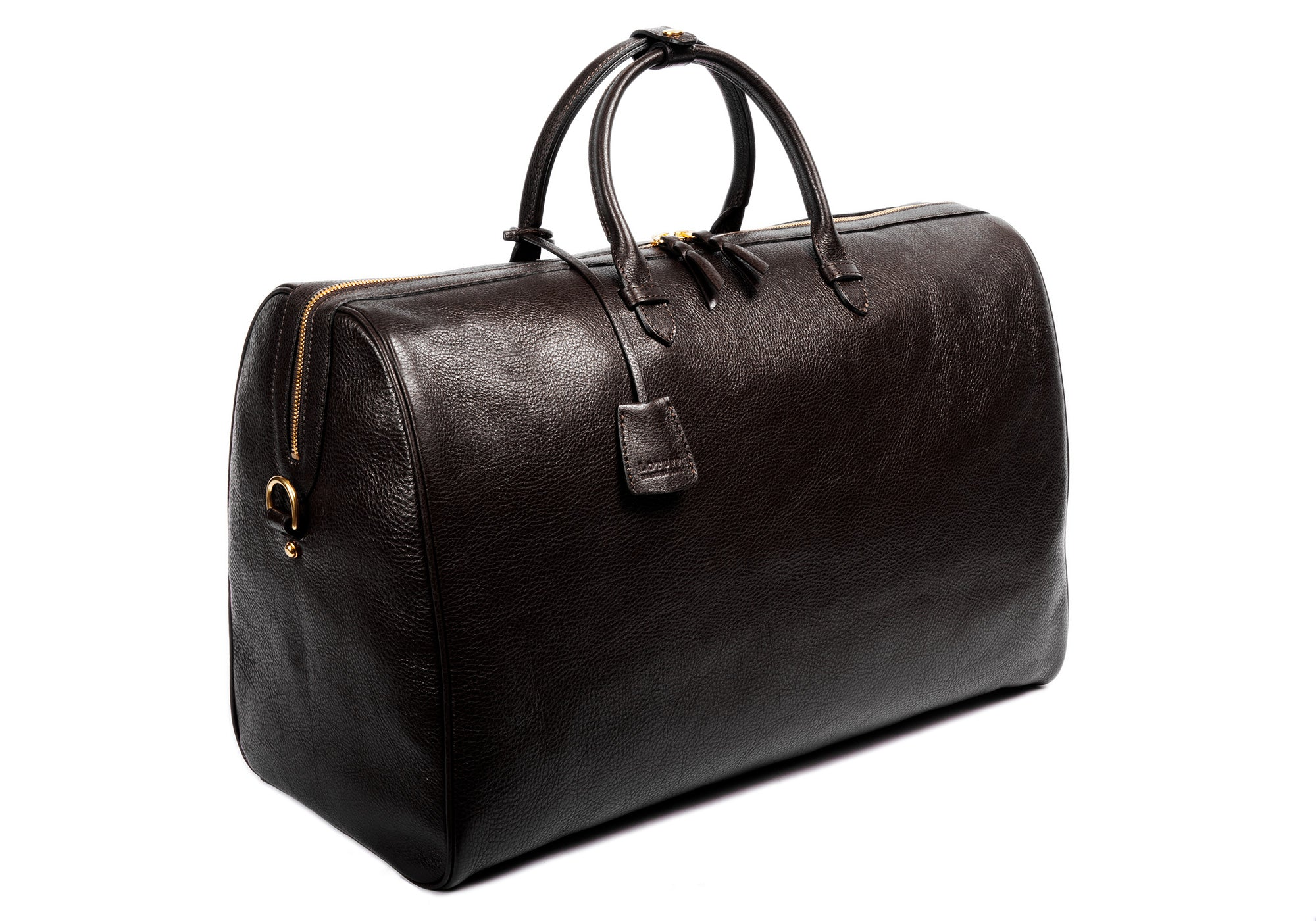 No. 12 Weekender Bag Chocolate
