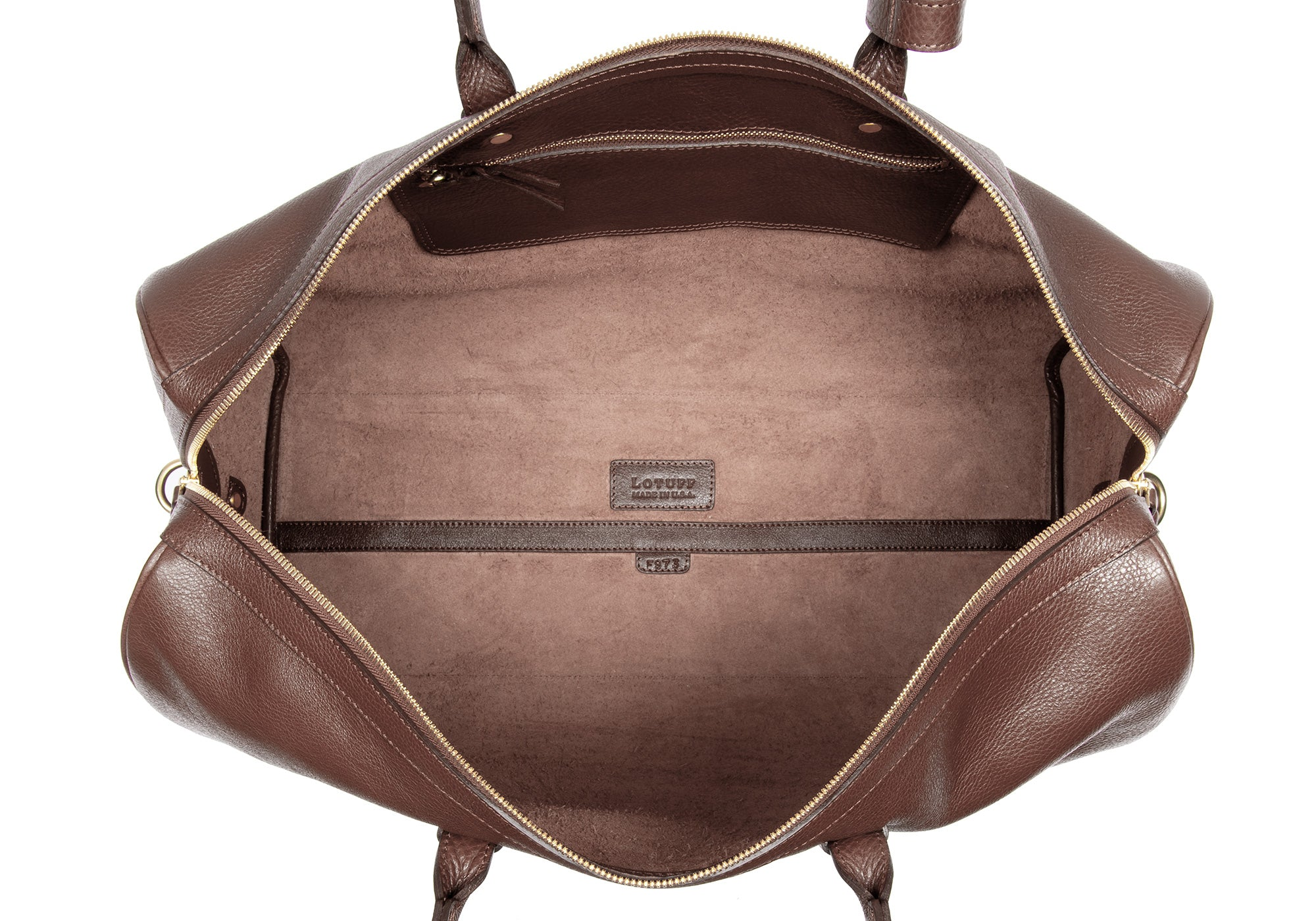 No. 12 Weekender Bag Clay