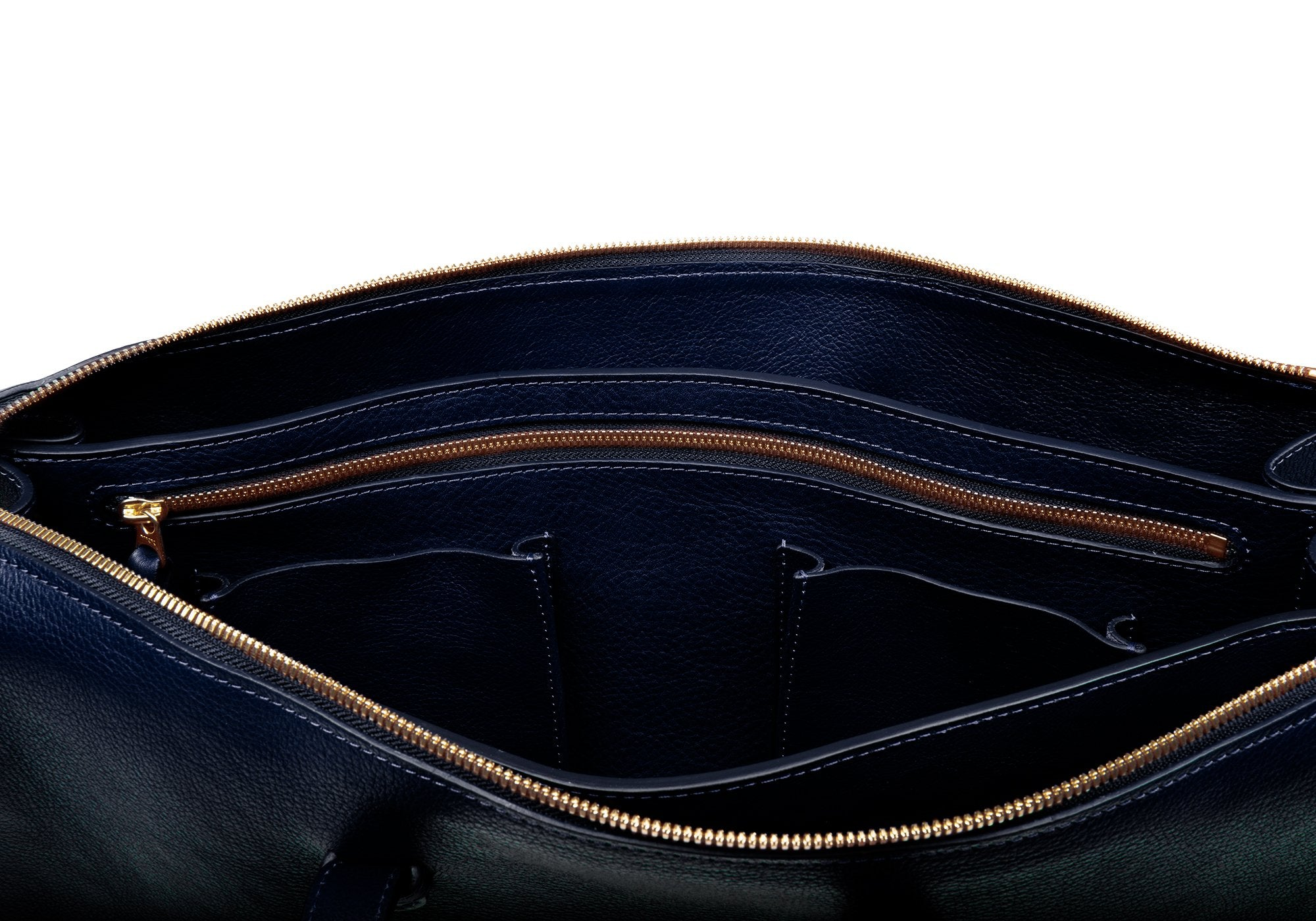 The Triumph Briefcase Indigo