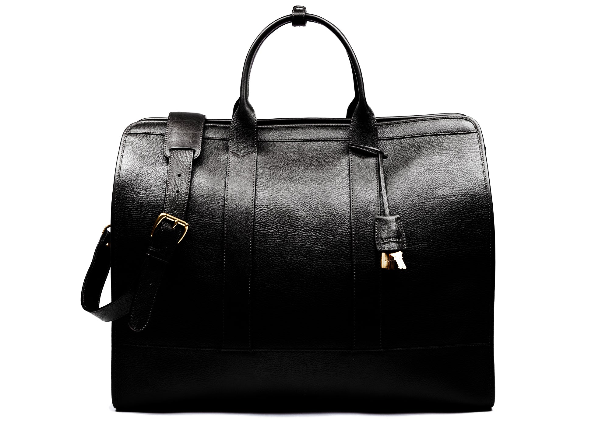 The Traveler III Black