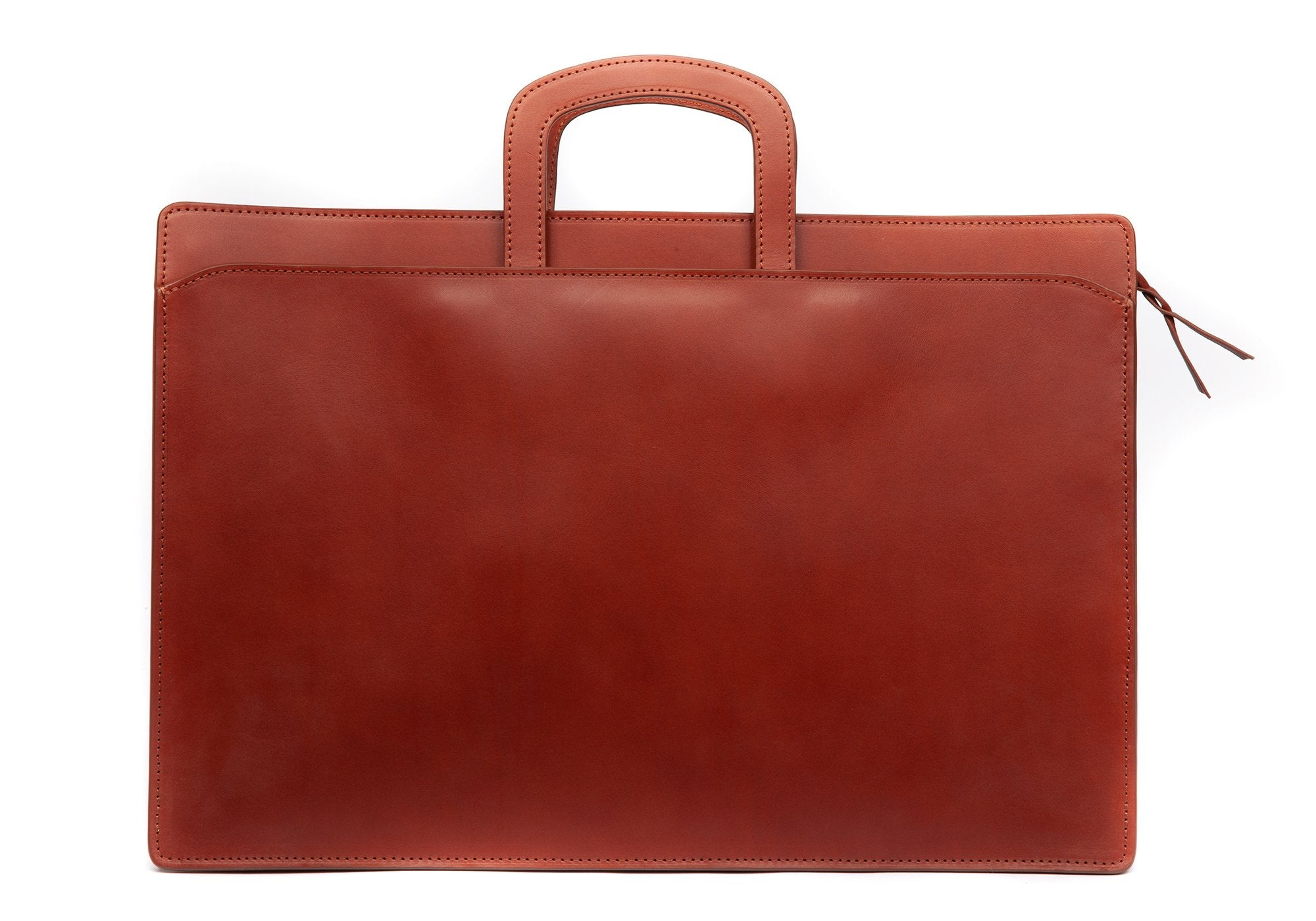 Wells Briefcase Cognac Bridle