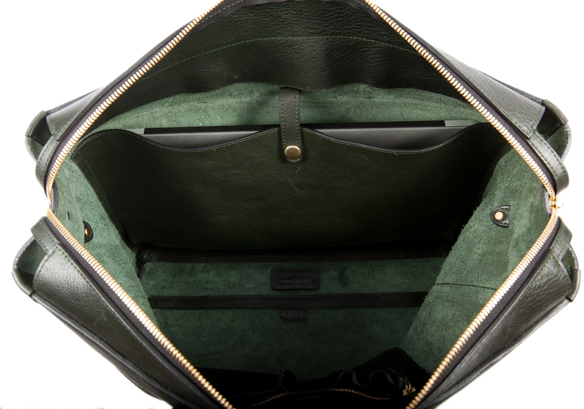 Inner Leather View of The 929 Green