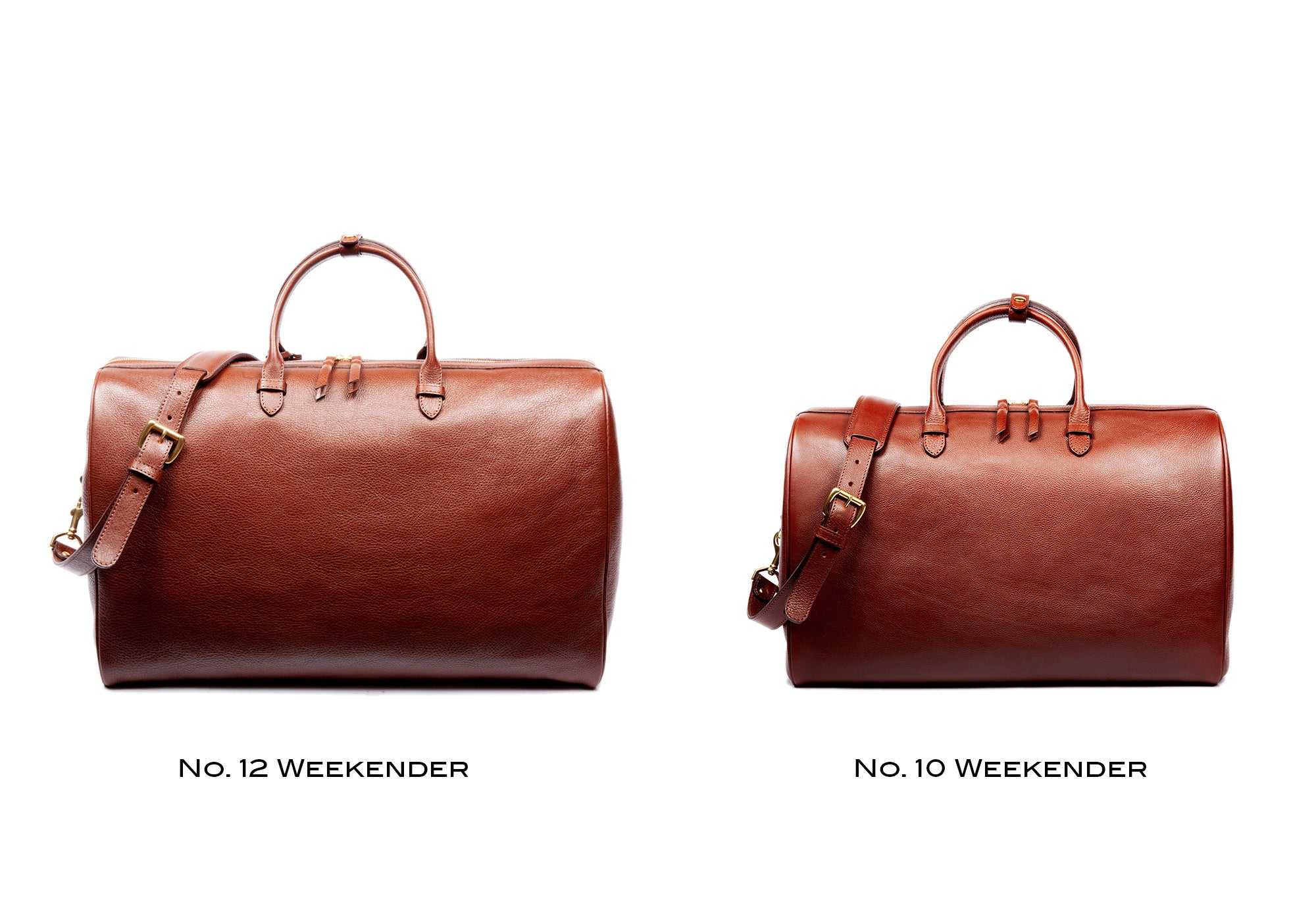 No. 12 Weekender Bag Lifestyle