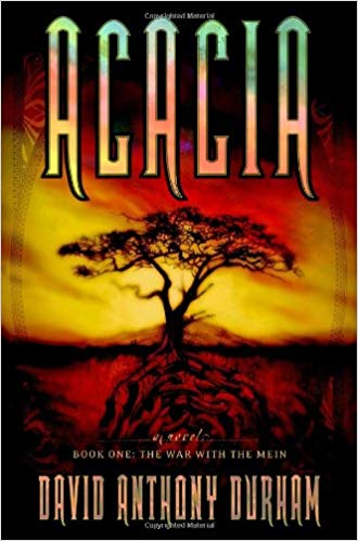 Acacia: The War with the Mein book cover