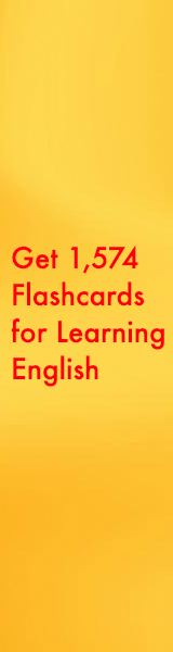 Get Flashcards for Learning English