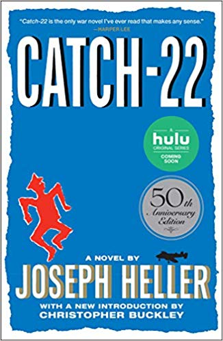 Catch 22 book cover