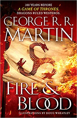 Fire & Blood book cover