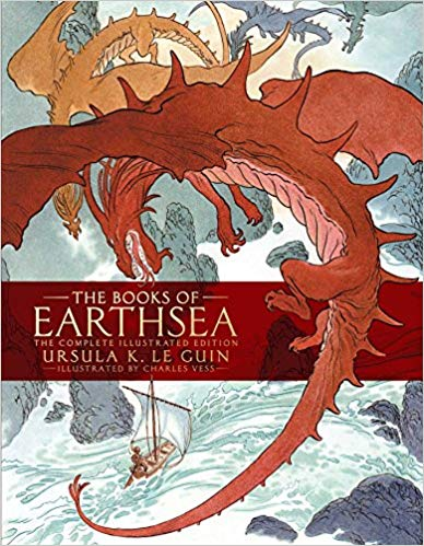 The Earthsea Cycle book cover