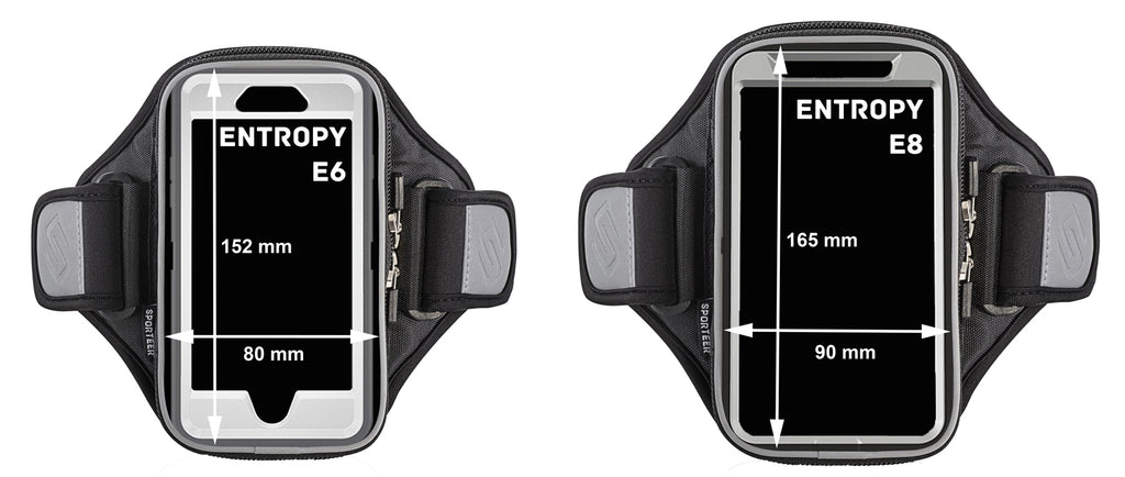 Sporteer Entropy Modular Armband for phones with case