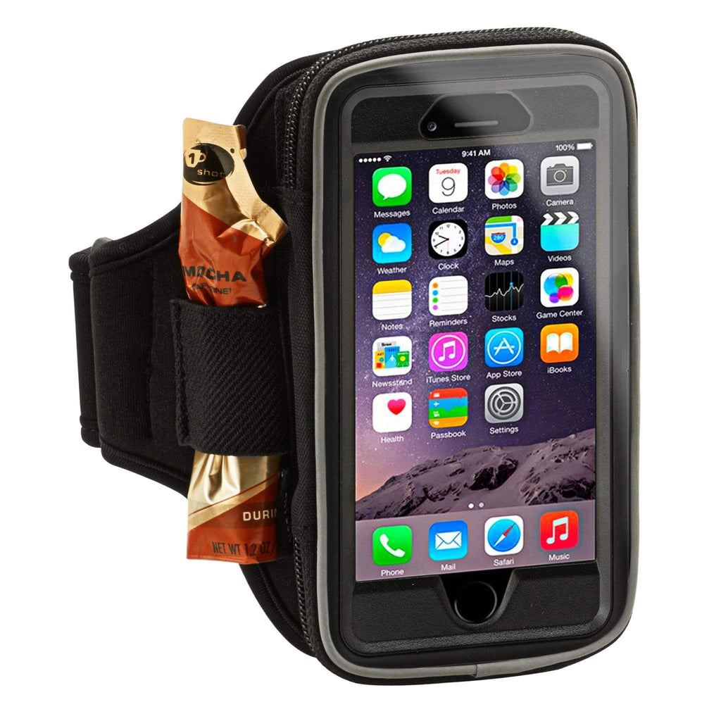 Armband carrier for iPhone 8 by Sporteer