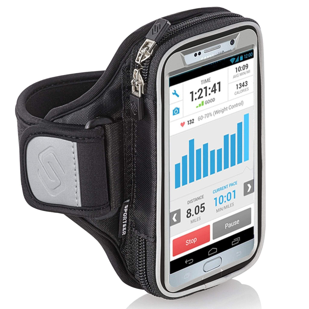 Sporteer Entropy E8 Modular Running Armband Case for Samsung Galaxy Note 5