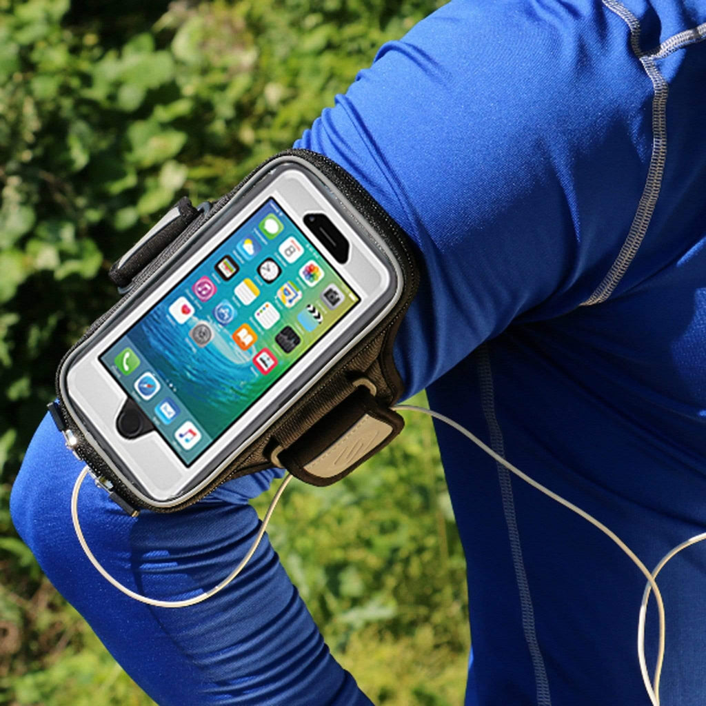 Sporteer Entropy E6 Running Armband for iPhone