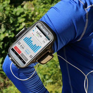 Samsung Galaxy S21+ Armband with Touch Screen for Running Apps