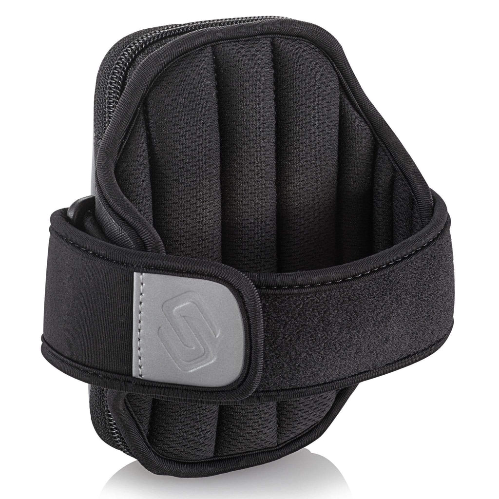 Sporteer Entropy E6 Modular Exercise Armband with Memory Foam on Back - Most comfortable Armband for phones