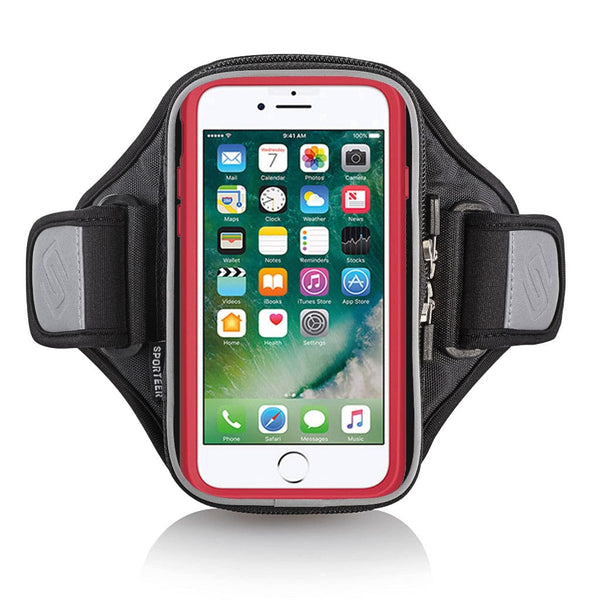 Sporteer workout armband case for iPhone 8 Plus