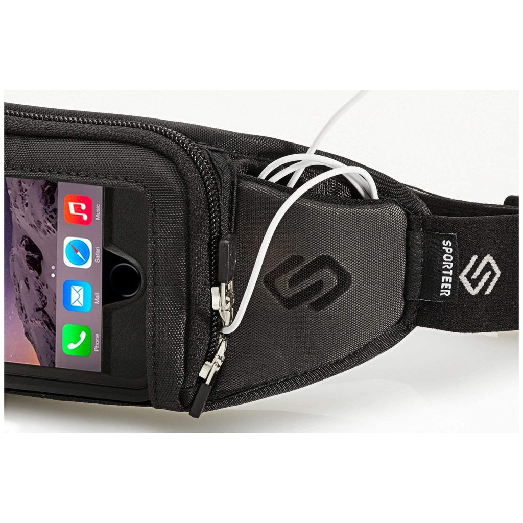 Sporteer Running waist pouch for iPhone 8