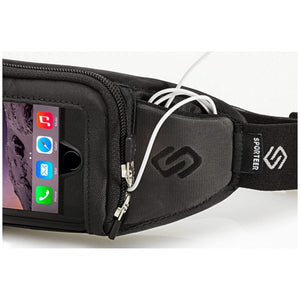 Sporteer Running waist pouch for iPhone SE