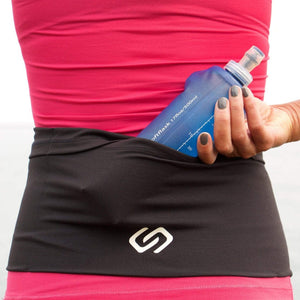 500 ml soft water flask compatible with Sporteer Running Belts